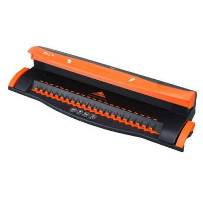 Peach inbindmachine: PB200-09 - Zwart, Oranje