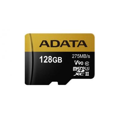Adata flashgeheugen: Premier ONE V90 - Zwart, Goud