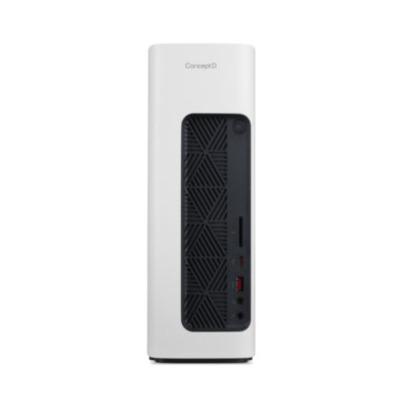 Acer ConceptD CM100-51A Pc - Zwart, Wit