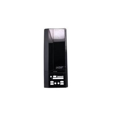 Acer Computerkast onderdeel: Front Bezel - Zwart, Zilver