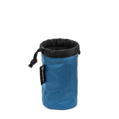 Tamrac apparatuurtas: Goblin Lens Pouch 0.6 - Zwart, Blauw