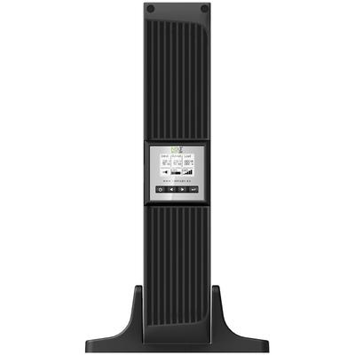 NEXT UPS Systems LOGIX II RT NETPACK UPS - Zwart