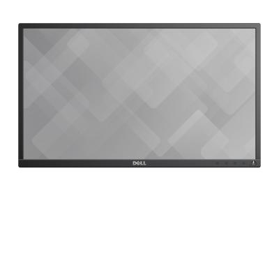 Dell monitor: P2217H - Zwart