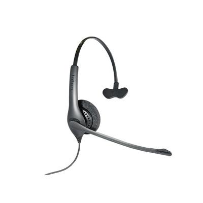 AGFEO 1500 Mono Headset - Zwart