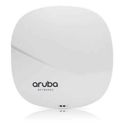 Hewlett Packard Enterprise Aruba AP-324 Dual 4x4:4 802.11ac Access point - Wit