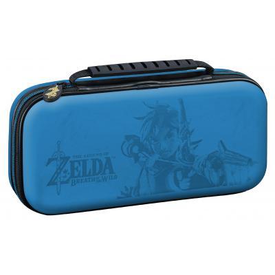Bigben interactive game assecoire: Big Ben, Official Zelda Travel Case (Blauw)  Nintendo Switch
