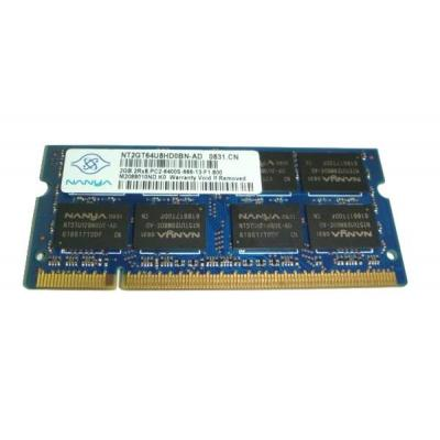 Asus RAM-geheugen: DDRII 800 SO-DIMM 2GB