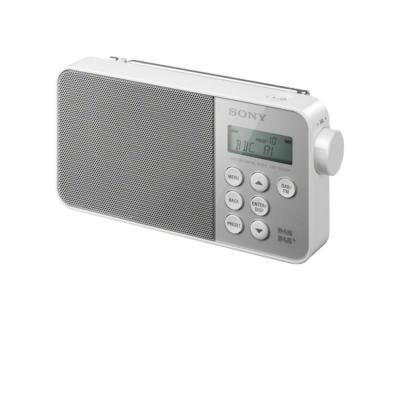 Sony radio: XDR-S40 DAB+/DAB/FM digitale radio - Wit
