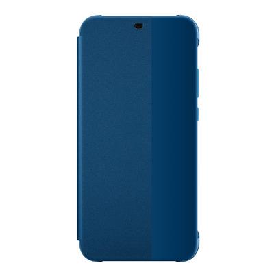 Huawei Smart View Flip Cover Mobile phone case - Blauw, Doorschijnend