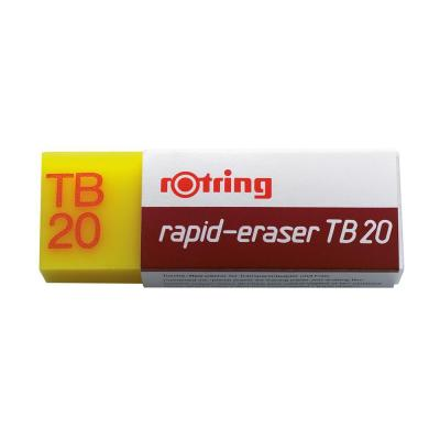Rotring gummen: TB20 - Geel