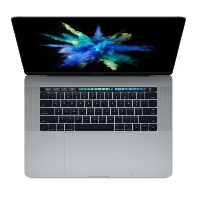 Apple laptop: MacBook Pro - Grijs