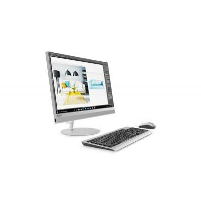 Lenovo all-in-one pc: IdeaCentre 520 - Zilver