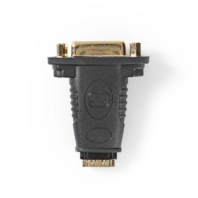 Nedis HDMI™- DVI-Adapter, HDMI™ Female - DVI-D 24+1-Pins Female, Zwart Kabel adapter