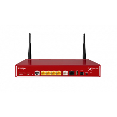 Bintec-elmeg RS353jwv Wireless router - Rood