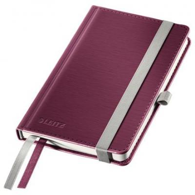 Leitz Style Notebook 80 x A6, 0.16 kg, Garnet Red schrijfblok - Bordeaux