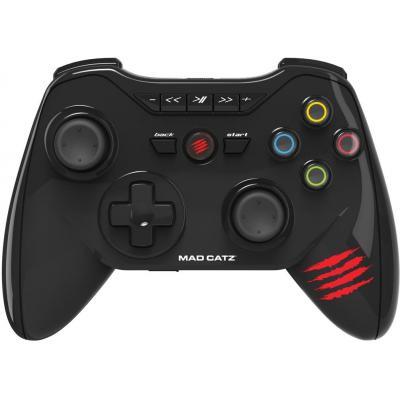 Mad Catz game controller: C.T.R.L.R - Zwart