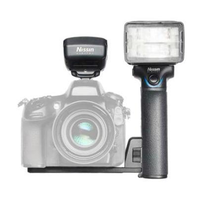 Nissin MG10 + Air10s Kit Camera flitser - Zwart