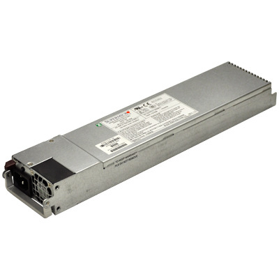 Supermicro PWS-741P-1R Power supply unit - Roestvrijstaal
