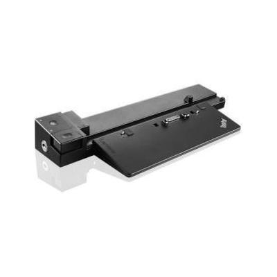 Lenovo ThinkPad Workstation Dock-US Docking station - Zwart