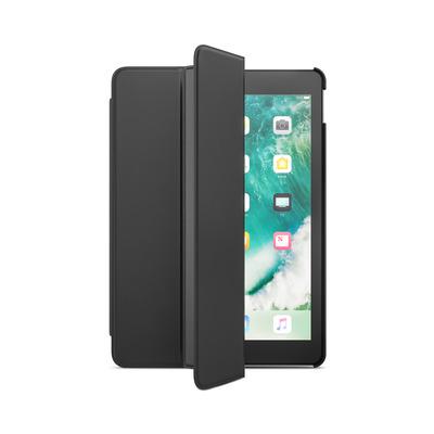 BeHello iPad (2017) Smart Stand Case Black Tablet case - Zwart
