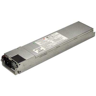 Supermicro 1000/1200 W, PFC, 80 Plus Silver, 360 x 76 x 40 mm Power supply unit - Grijs