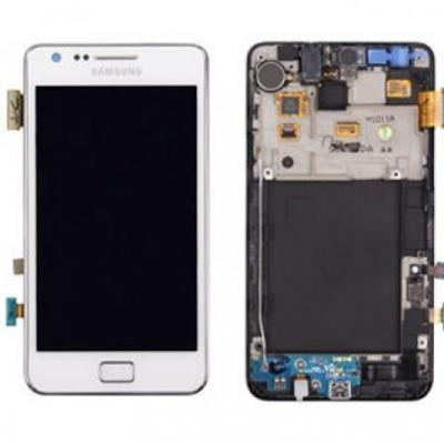 Samsung i9100 Galaxy S2, white mobile phone spare part