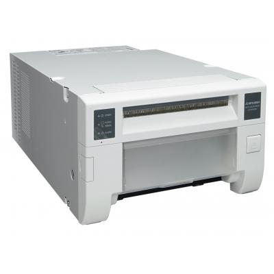 Mitsubishi electric fotoprinter: CP-D70DW - Wit