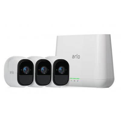 Arlo video toezicht kit: Pro - Wit