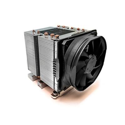 Inter-Tech B-14 Hardware koeling - Zwart, Zilver