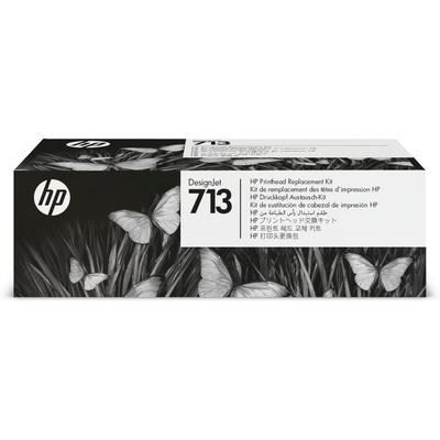 HP 713 Printkop - Zwart, Cyaan, Magenta, Geel