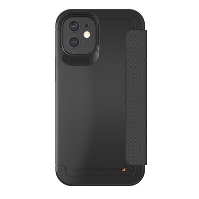GEAR4 D3O Wembley Flip Mobile phone case - Zwart