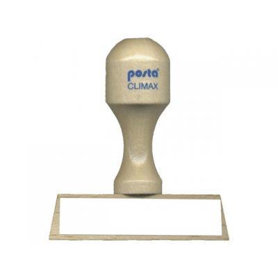 Posta postzegel: Stempel Climax IV 4 tekstregels