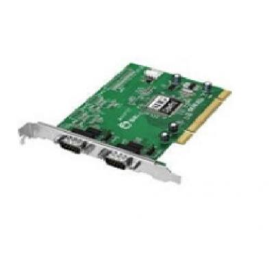 Lenovo interfaceadapter: ThinkServer Dual Serial Port PCI Adapter - Multi kleuren