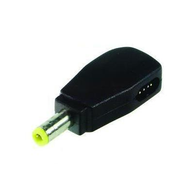 2-power laptop accessoire: 16v Tip, Black/Yellow - Zwart, Geel