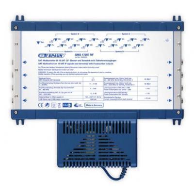 Spaun : SMS 17807 NF