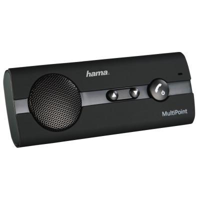 Hama telefoonspeaker: MyVoice Car - Zwart