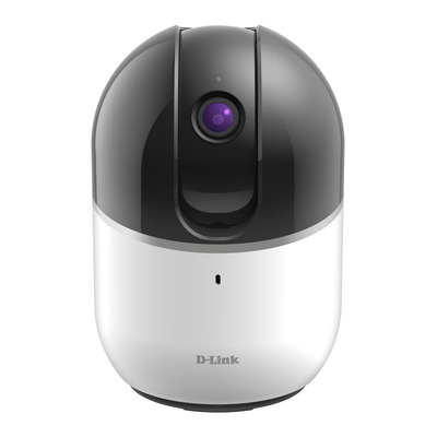 D-Link mydlink HD Pan & Tilt Wi-Fi Camera – DCS-8515LH Beveiligingscamera - Zwart,Wit