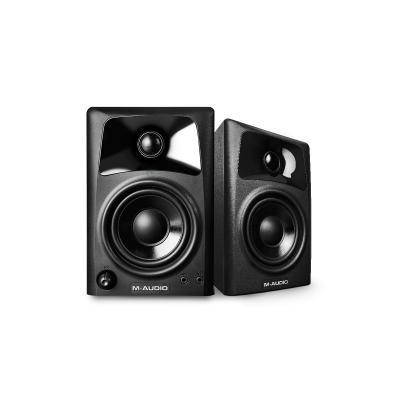 Pinnacle Speaker: AV32 - Zwart