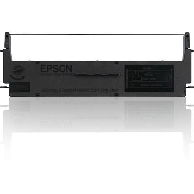 Epson SIDM Black Ribbon Cartridge for LQ-50 (C13S015624) Printerlint - Zwart
