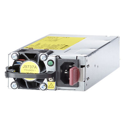 Hewlett Packard Enterprise J9737A Switchcompnent - Zwart, Zilver