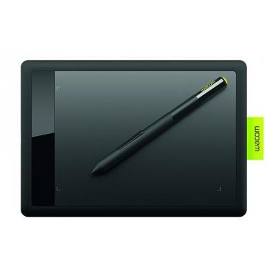 Wacom tekentablet: CTL-471 - Zwart, Groen, Limoen