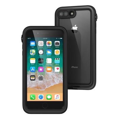 Catalyst CATIPHO8+BLK Mobile phone case - Zwart, Transparant