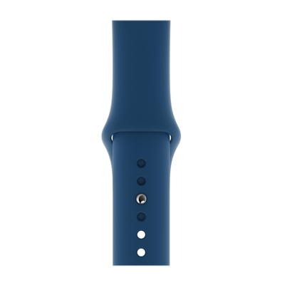 Apple : Sportbandje - Horizonblauw (40 mm) - S/M en M/L