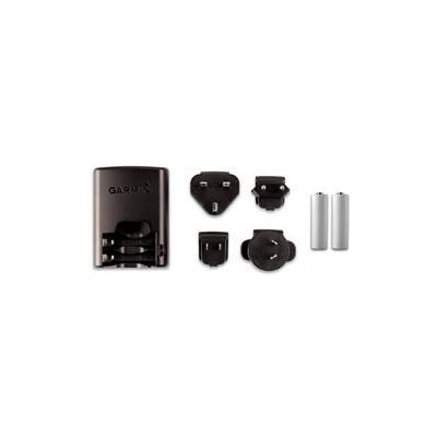 Garmin : Rechargeable NiMH Battery Kit, Approach G3 Europe, Dakota 10, eTrex Camo, eTrex Legend H, eTrex Vista - Zilver