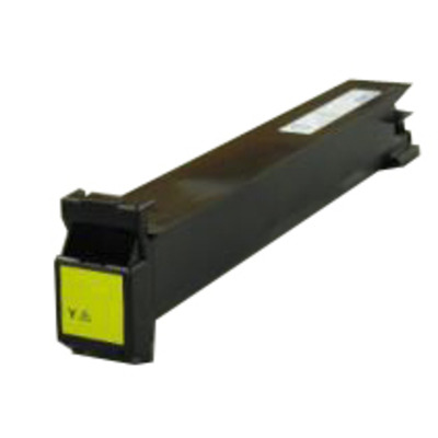 Olivetti 20.000pages yellow Toner - Geel