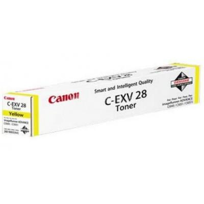 Canon C-EXV 28 Toner - Geel