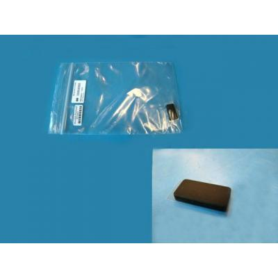 Hp montagekit: Rubber foot kit - Includes four rubber feet - Zwart