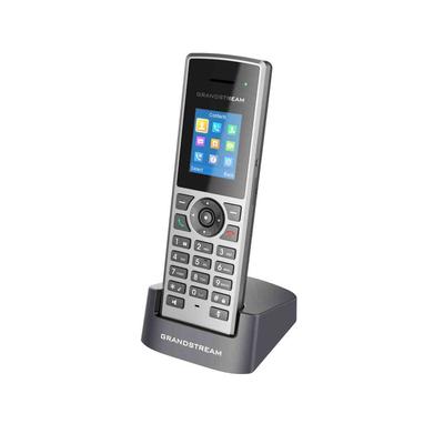 Grandstream Networks DP722 IP telefoon - Zwart,Grijs