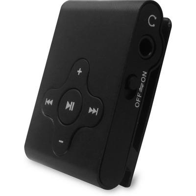 Difrnce MP758 - Clip - 4 GB - Zwart MP3 speler