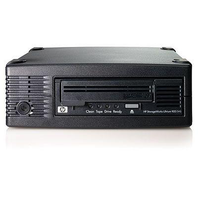Hewlett Packard Enterprise StoreEver LTO-3 Ultrium 920 SAS External Tape Drive Tape autoader